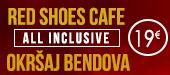 Red shoes - ponude za docek nove godine kafane restorani u Beogradu 2016