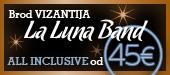 Vizantija - novogodišnji aranžmani putovanja doček 2016 nova godina