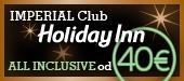 IMPERIAL CLUB – HOLIDAY IN - ponude za docek nove godine kafane restorani u Beogradu 2016, nova godina doček,  aranžmani ponude gde za novu godinu doček Beograd 2016, novogodišnji aranžmani putovanja doček 2016 nova godina