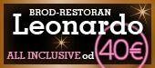 Leonardo - ponude za docek nove godine kafane restorani u Beogradu 2016, nova godina doček,  aranžmani ponude gde za novu godinu doček Beograd 2016, novogodišnji aranžmani putovanja doček 2016 nova godina