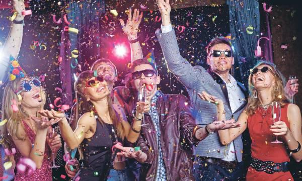 Organizovanje novogodišnje žurke u stanu