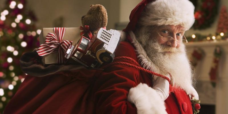 Deda Mraze ne skreći sa staze
