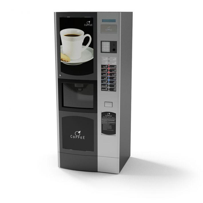 Šoljica kafe po meri korisnika - iz vending aparata