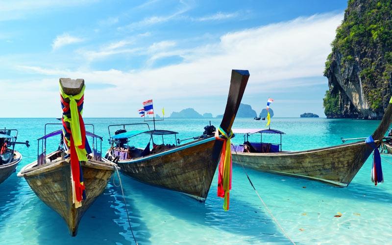 Tajland za Novu godinu