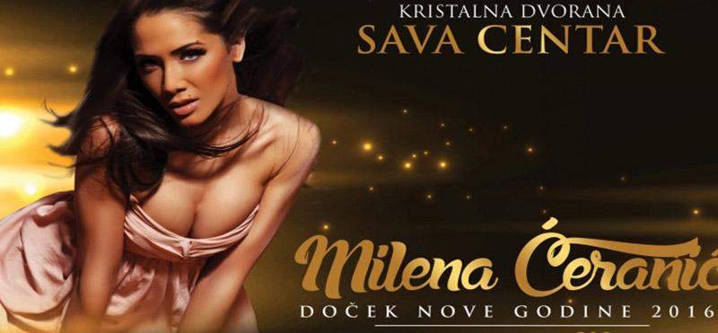 Uđite u Novu godinu sa Milenom Ćeranić