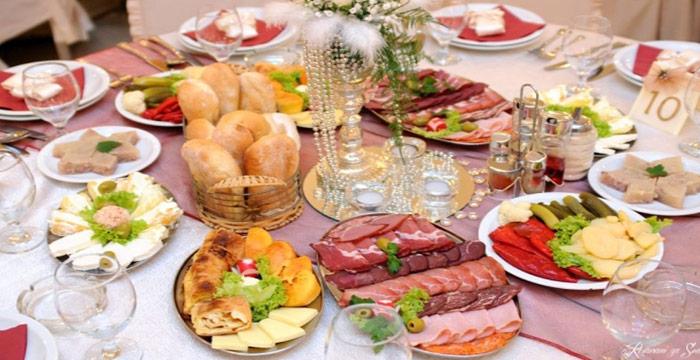 Doček Nove u restoranu Dvor Aleksandar Leštane