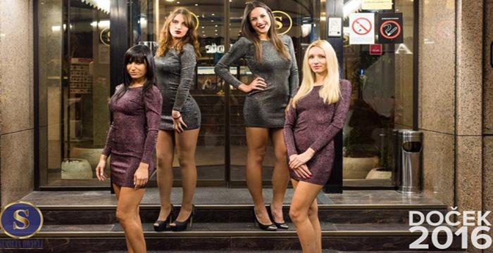 Doček Nove godine u hotelu Slavija Lux