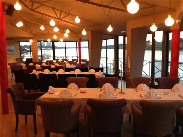 Uđite u Novu godinu u jahting restoranu Gabbiano