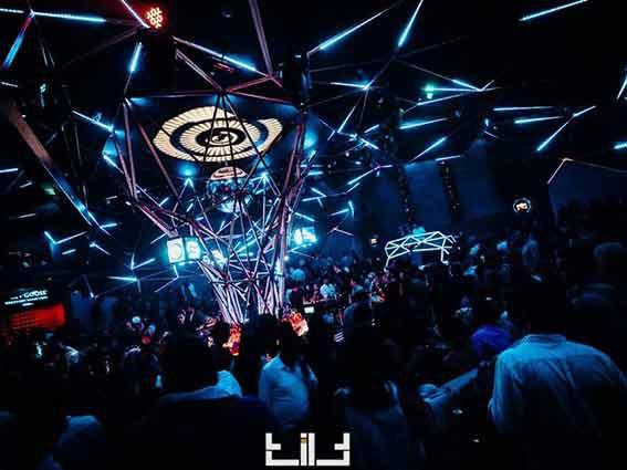 Najluđa noć u beogradskim klubovima