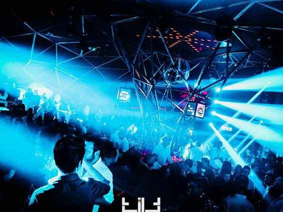 Klub Tilt- pravo mesto za doček Nove godine