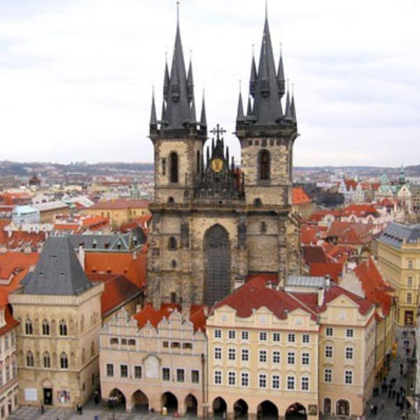 Nova godina 2016. - Prag - 6 dana