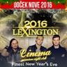 Doček Nove Godine 2016 u klubu Cinema