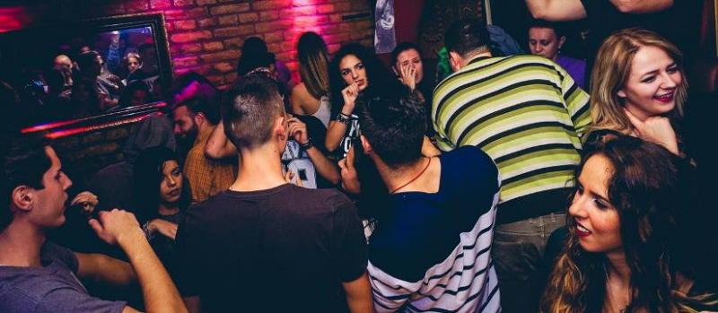 Cactus bar - Novi Sad doček 2016