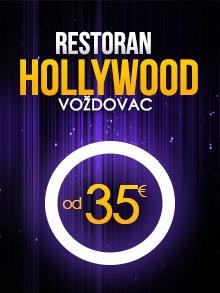 Restoran  Hollywood Voždovac Nova godina