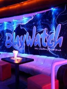 Splav Blaywatch nova godina