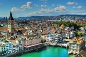 Švajcarska za Novu godinu 2017