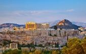 Doček Nove 2017. godine Atina