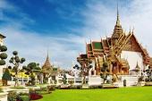 Bangkok i Puket Nova godina 2017