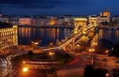 Doček Nove 2017. godine Budimpešta