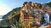 Nova godina 2017. - Cinque Terre  Đenova