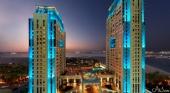 Doček Nove 2017. godine Dubai