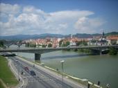 Nova godina 2017. Maribor