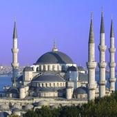 Istanbul Doček Nove godine 2017