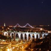 Nova godina 2017. Lisabon