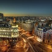 Doček Nove 2017. godine u Madridu