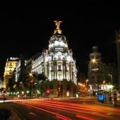 Madrid Doček Nove godine 2016