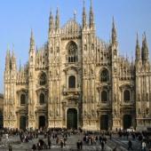 Doček Nove Milano