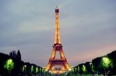 Doček Nove 2017. Godine Pariz