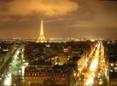 Pariz  Nova Godina 2016